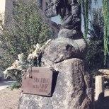 Monumento a San Juan de la Cruz (Baeza).