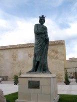 Monumento a Fernando III el Santo (Baeza).