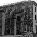 """Imágenes del archivo de la Escuela de Arte """"Gaspar Becerra"""" de Baeza."""