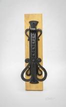 18 Presentacion-Llamador terminado y con base de madera